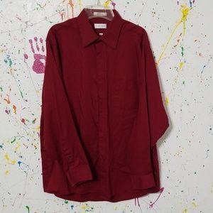 Men's dress shirt from Van Heusen long sleeve